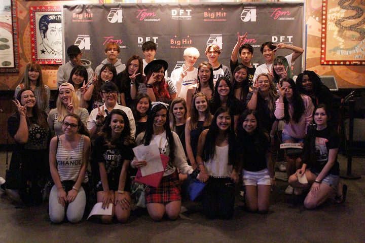 Throwback Thursday: The Day I Met BTS