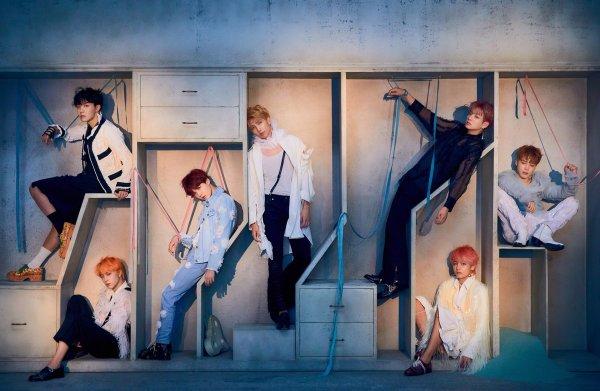 BTS Love Yourself Concept Photos