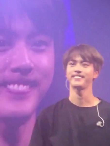 Kim Seokjin Meme Face