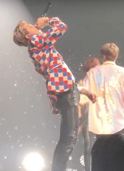 Namjoon BTS Concert