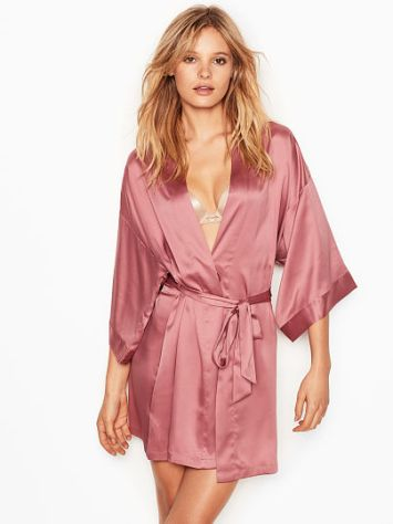 Victoria Secret Satin Kimono