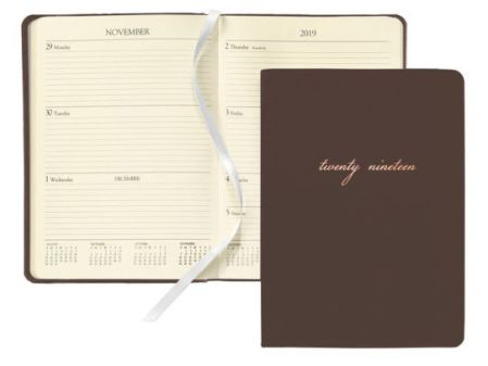 leather planner